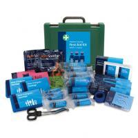 Reliance Medium Catering Kit in Essentials Box virtuves aptieciņa 25-100 darbiniekiem