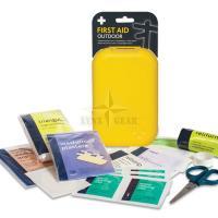 Reliance First Aid Outdoor tūrisma aptieciņa cietā kārbā