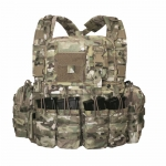 Warrior Elite OPS Ops Chest Rig veste 901 Elite 4 G36, Multicam