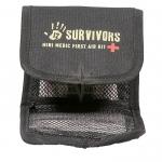 12 Survivors Mini Medic 60 Piece aptieciņa