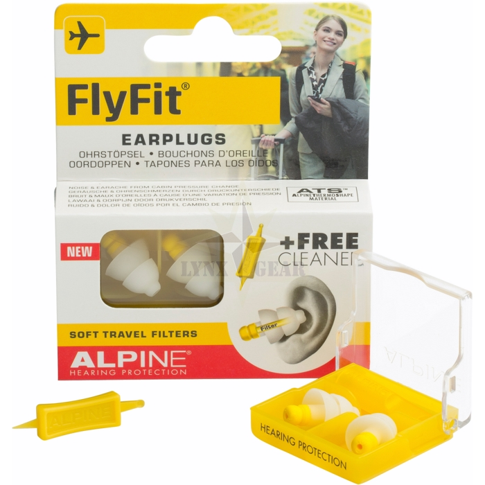 Alpine Ear plugs FlyFit