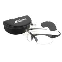 Edge Tactical Sharp Edge TT Vapor Shield ballistiskās aizsargbrilles, kompl. G-15/ Clear