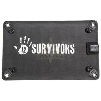12 Survivors SolarFlare, Saules panelis