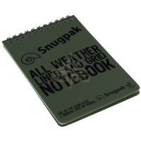 Snugpak Waterresistant Notebook